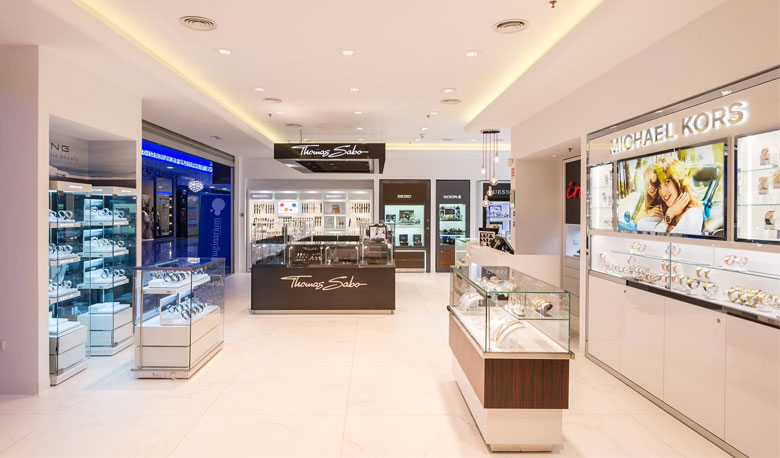 InTime watches and jewellery