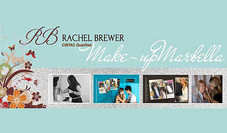 Rachel Brewer – Makeup Marbella