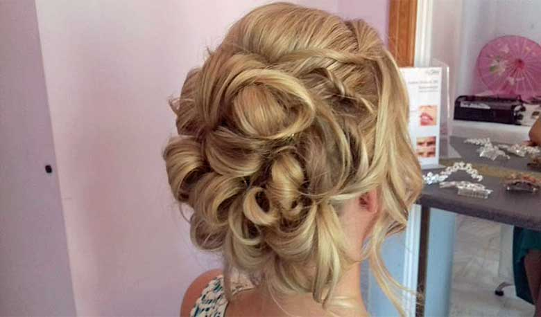 Wedding Hair&Makeup Anita