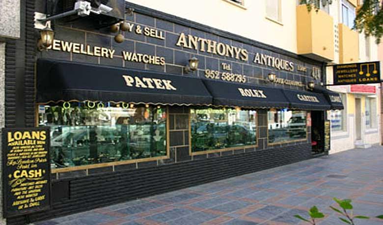 Anthony's Diamonds