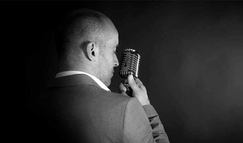 Arran Harding Vocalist
