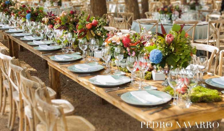 Pedro Navarro Floral & Event Stylist