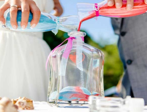 Sand Ceremony – for a romantic wedding in Spain