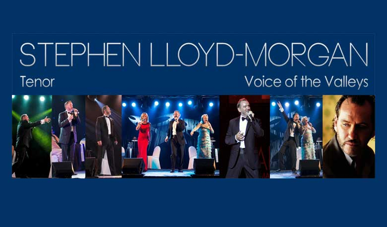 Stephan Lloyd-Morgan – Voice of the Valleys
