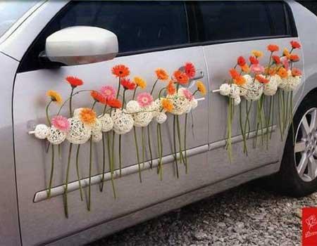 Wedding Car Decoration Marbella Wedding Guide