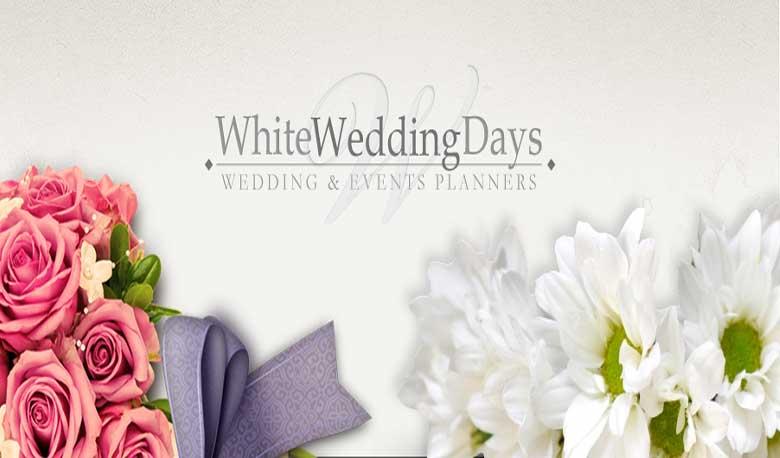 White Wedding Days Wedding & Event Planner