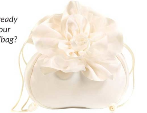 Bridal Money Bag