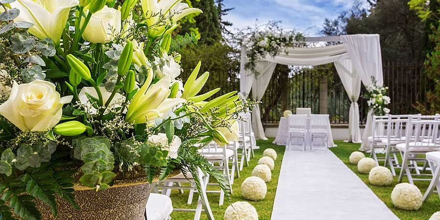 Marbella Wedding Flowers