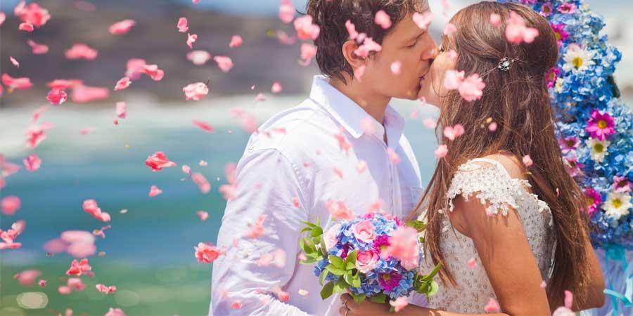 Wedding in Marbella Flowers