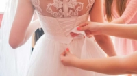 wedding dress fittings