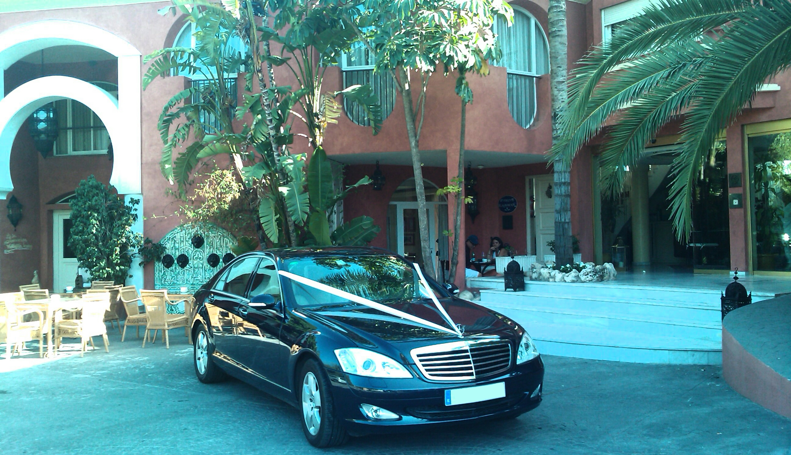 Wedding Chauffeured Cars