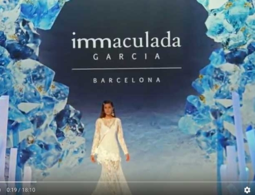 Immaculada Garcia PURITY 2018 Collection Video